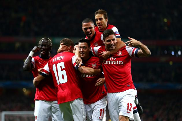 Arsenal vs. Napoli: 6 Things We Learned from Champions League Clash