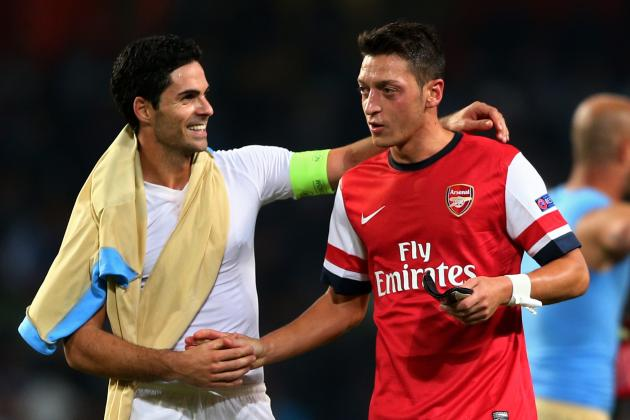 Champions League Results: Analysing Arsenal vs. Napoli and the Night's Matches