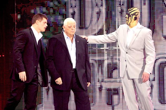 The Rhodes Family and the 7 Greatest Wrestling Families