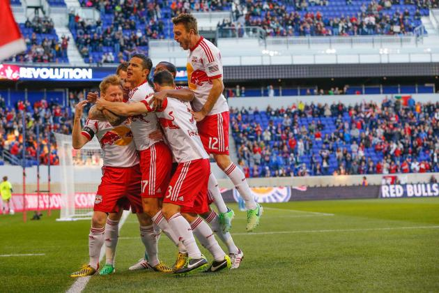 MLS Week 32: Complete Schedule and 5 Things to Watch For This Weekend