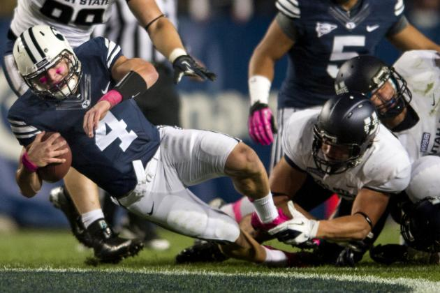 BYU Cougars vs. Utah State Aggies Complete Game Preview