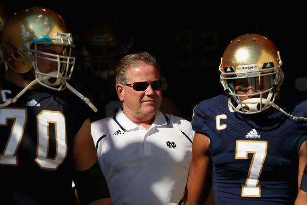 Notre Dame Fighting Irish vs. Arizona State Complete Game Preview