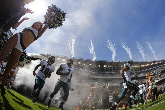 Philadelphia Eagles: Grading Players After First Quarter of Season