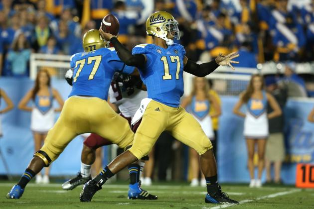 UCLA Bruins vs. Utah Utes Complete Game Preview