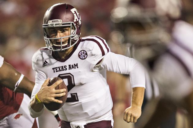 Texas A&M Football: 5 Things the Aggies Must Fix During the Bye Week