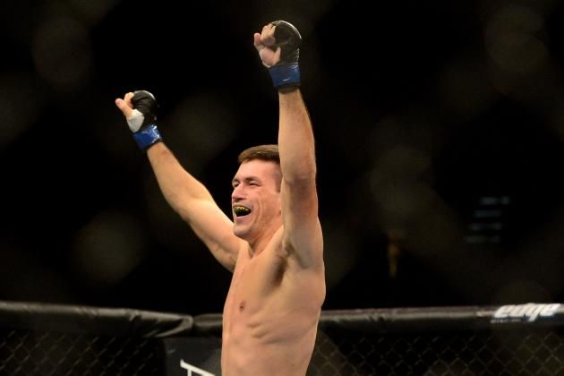 UFC Fight Night 29: Demian Maia vs. Jake Shields Head-to-Toe Breakdown