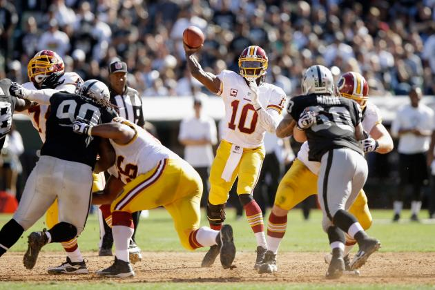 5 Things We've Learned About the Washington Redskins Through 4 Weeks