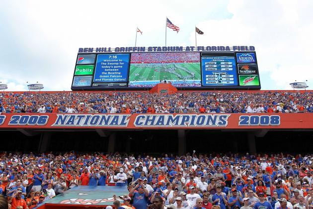 Florida Gators vs. Arkansas Razorbacks Complete Game Preview