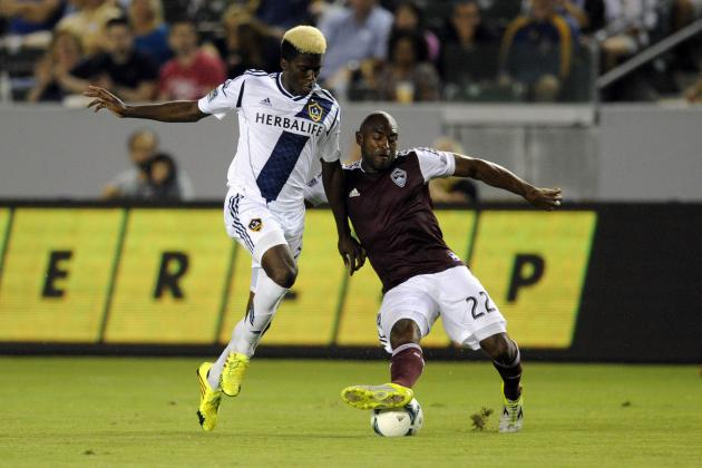 The Fastest Players in the MLS