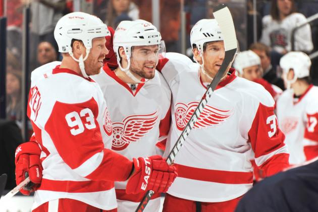 Detroit Red Wings Players Most Likely to Be Traded in 2013-14