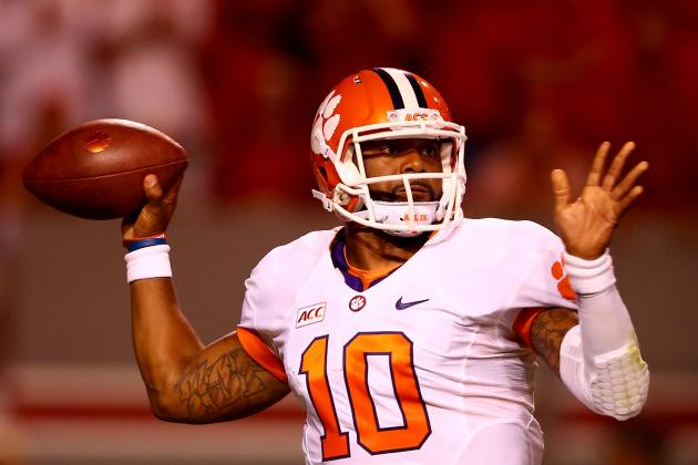 Clemson Tigers vs. Syracuse Orange: Complete Game Preview