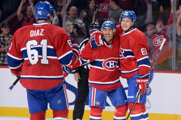 One Prediction for Each of the Montreal Canadiens' Top Stars in 2013-14