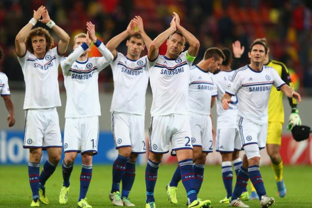 Steaua Bucharest 0-4 Chelsea: 6 Things We Learned
