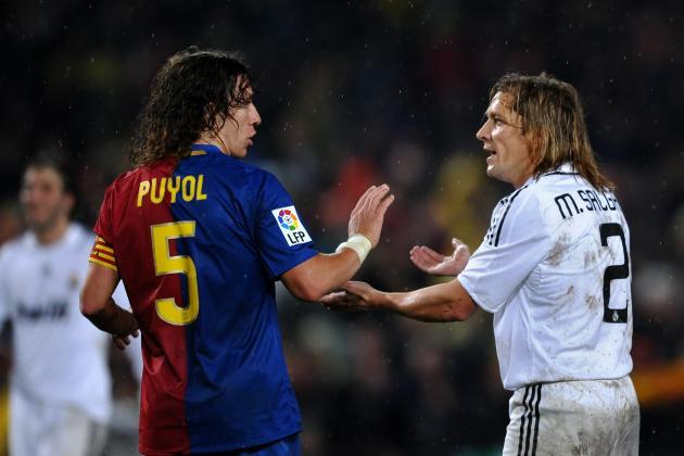 Ranking the 20 Most Intimidating Defenders in La Liga History
