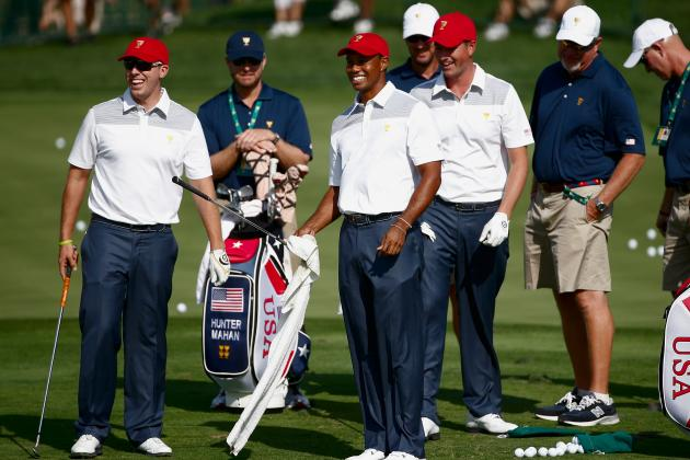 Top Storylines Ahead of the 2013 Presidents Cup
