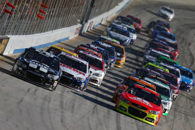 10 Burning Questions with 7 Races Left in 2013 Chase for the Sprint Cup