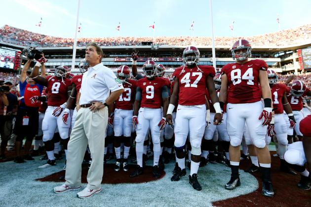 Alabama Football Recruiting: Top Out-of-State Prospects the Tide Are After