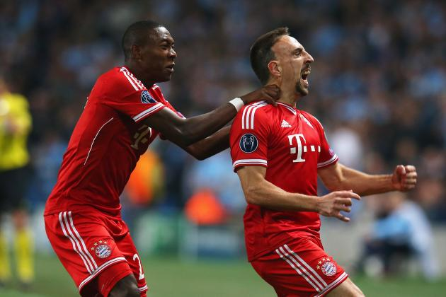 Champions League Results: Analysis of Man City vs Bayern and the Night's Matches