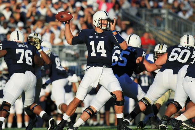 Penn State Football: What Christian Hackenberg Needs to Improve in Big Ten Play