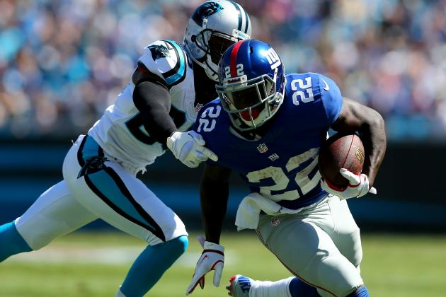 Week 5 Fantasy Football Sleepers Who Will Cure the Bye-Week Blues