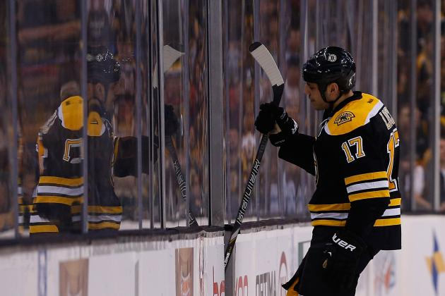 Boston Bruins: Who Will Spend the Most Time in Penalty Box in 2013-14