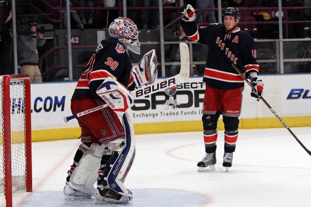 1 Prediction for New York Rangers' Top Stars in 2013-14
