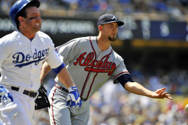 Breaking Down Los Angeles Dodgers' Pitching Matchups vs. Atlanta Braves
