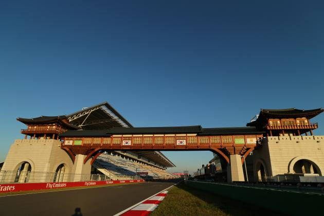 Korean F1 Grand Prix 2013: 5 Key Storylines to Watch at Yeongam
