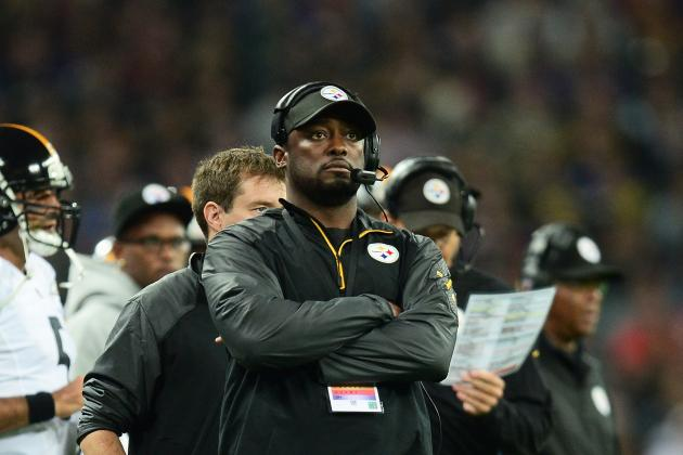 Pittsburgh Steelers: Hot-Seat Meter for Players, Coaches and Personnel