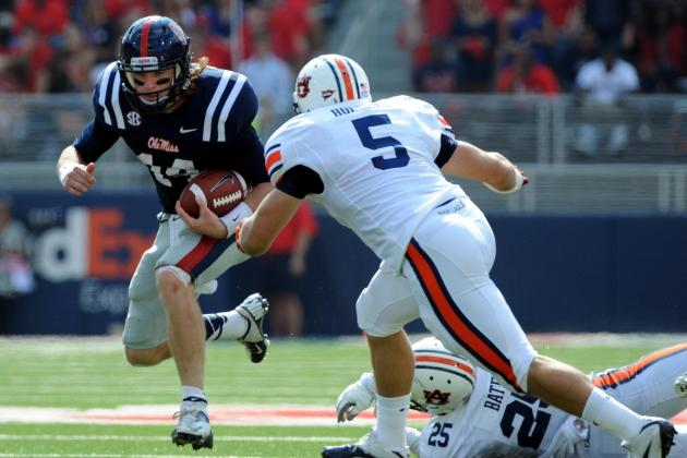 Auburn vs. Ole Miss: Complete Game Preview
