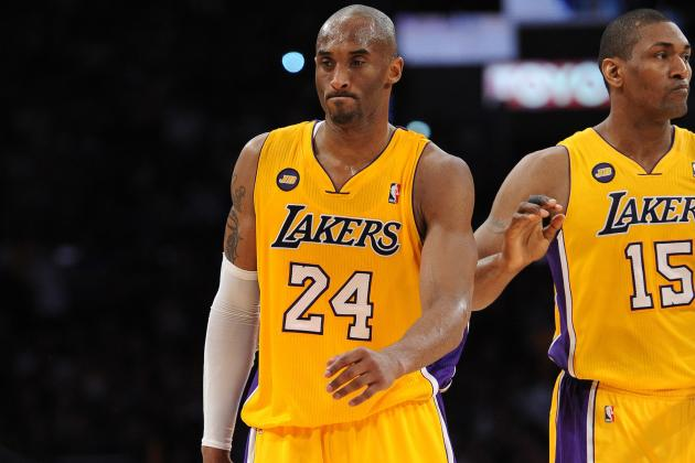 Lakers 2013 Preseason: Daily Updates, Scores, News and Analysis