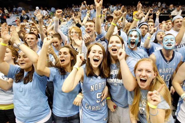UNC Basketball: Predictions for Tar Heels' 2013-14 Team Awards