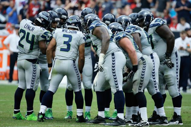 Grading the Seattle Seahawks' Positional Units at the First Quarter Mark