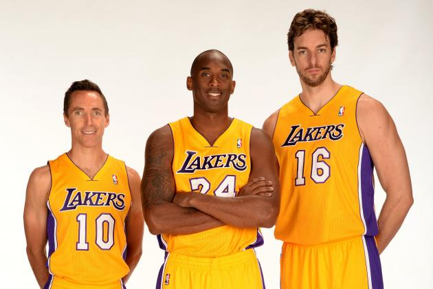 Reasons to Believe LA Lakers Will Be Better Than Expected in 2013-14