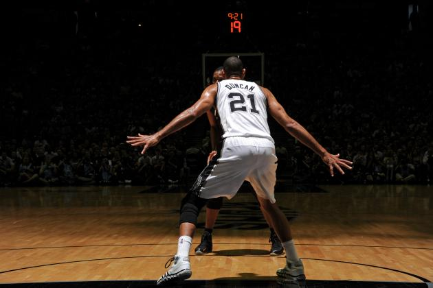 Ranking the Most Intimidating Defenders in the NBA Entering 2013-14
