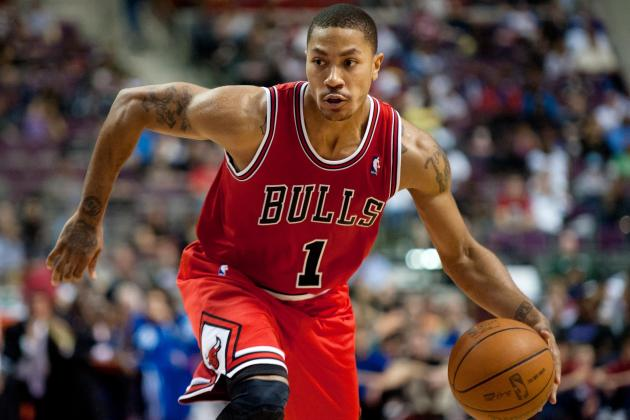 Derrick Rose's Most Memorable 25 Moments for His 25th Birthday