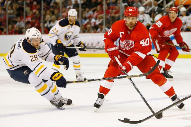 Biggest Potential Problems for Detroit Red Wings' 2013-14 Season