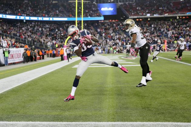 Saints vs. Patriots: Takeaways from New England's 30-27 Win over New Orleans