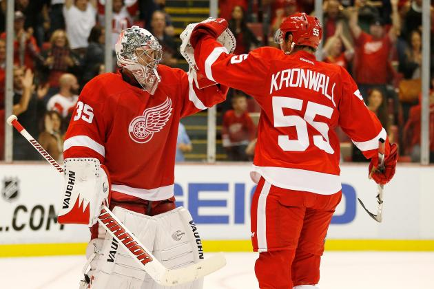 Postive Signs from the Start of Detroit Red Wings' 2013-14 Season