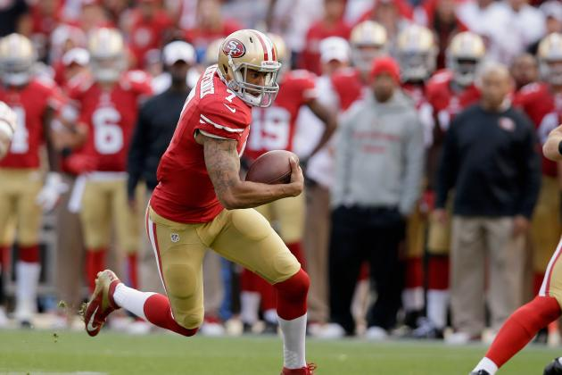 Grading San Francisco 49ers' Positional Units at the 1st-Quarter Mark