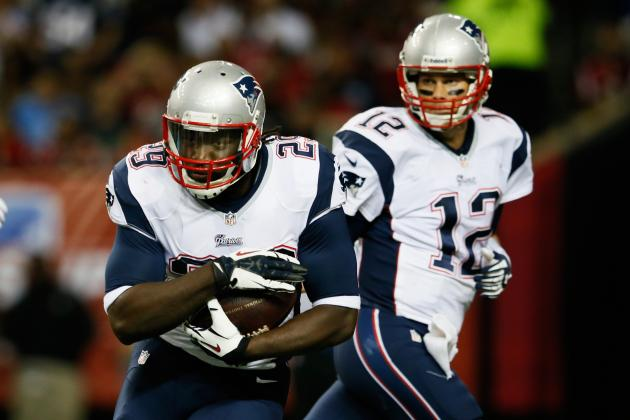 Full Week 5 Stat Predictions for Every New England Patriots Offensive Player