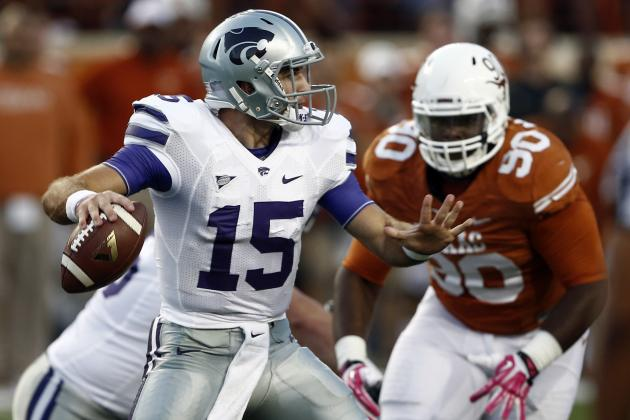 Big 12 Football: 4 Teams Who Will Have Season Ruined in October