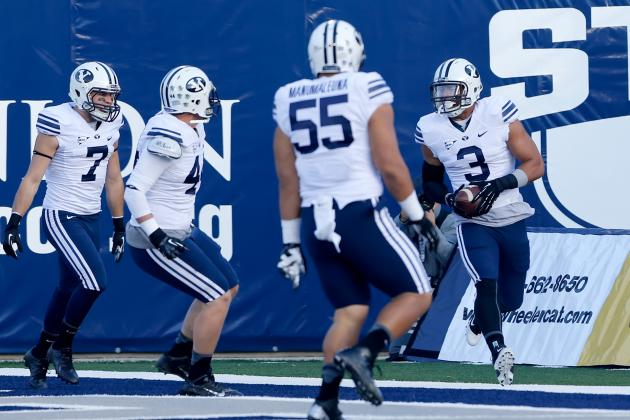 BYU vs. Utah State: 10 Things We Learned from the Cougars' Win