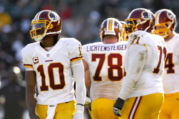 Grading Washington Redskins' Positional Units at the 1st-Quarter Mark