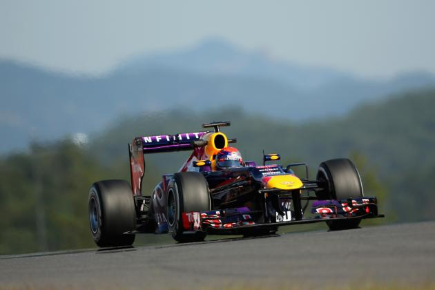 Sebastian Vettel and Red Bull Cheating Accusations Are a Storm in a Teacup
