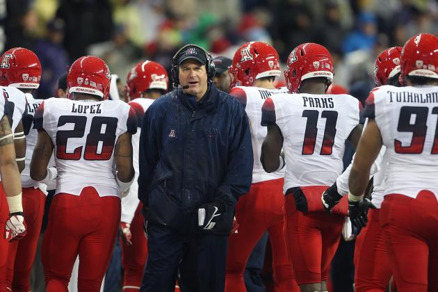 Arizona Football: 5 Startling Statistics from Wildcats' 2013 Campaign