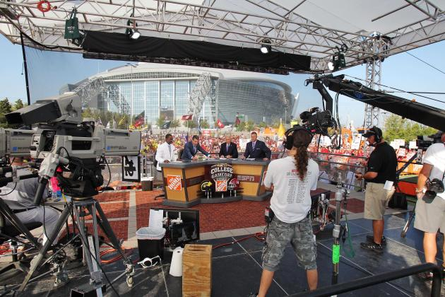 5 Creative Ways to Spice Up ESPN's College GameDay