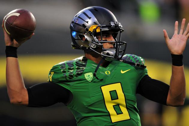 Heisman Watch 2013: Previewing the Top Contenders' Matchups for Week 6
