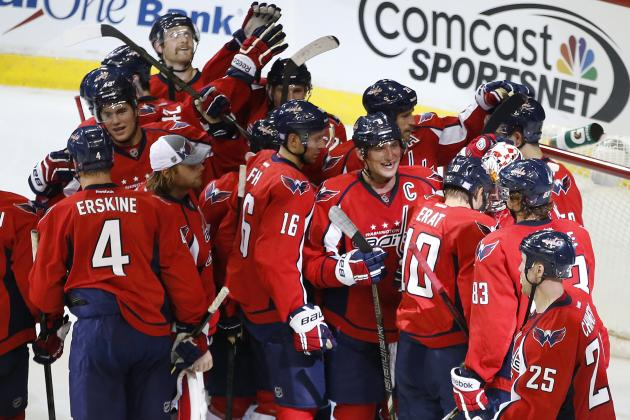 Postive Signs from the Start of Washington Capitals' 2013-14 Season
