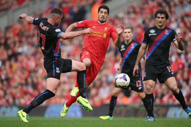 Liverpool 3-1 Crystal Palace: 6 Things We Learned